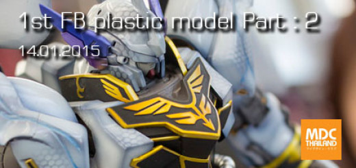 1st FB plastic model enthusiasts Exhibitions Part : 2
