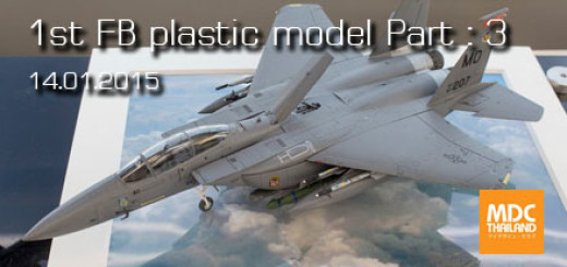 1st FB plastic model enthusiasts Exhibitions Part : 3