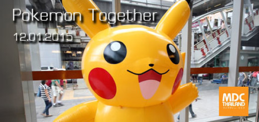 Pokémon Together Let's Meet ~PIKACHU~